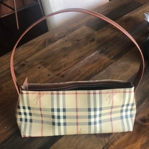 Authentic Burberry shoulder bag